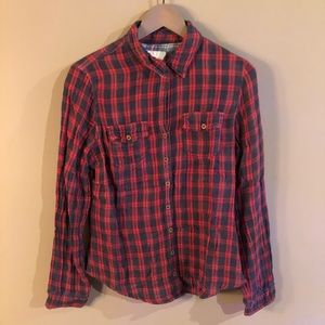 Abercrombie & Fitch - Flanel Shirt Size Large L